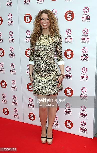 Melanie Masson attends the Tesco Mum of the Year awards at The Savoy Hotel on March 3 2013 in London England