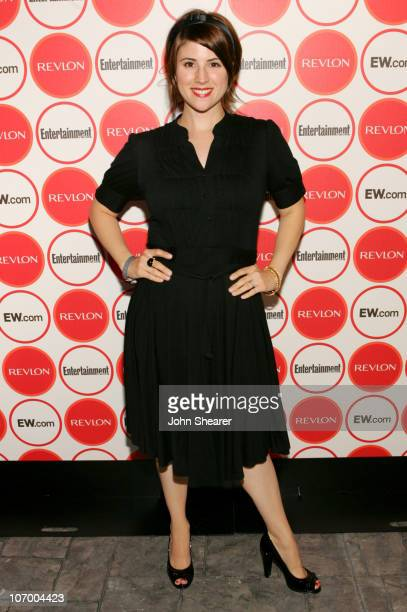 Melanie Paxson during Entertainment Weekly Magazine 4th Annual Pre-Emmy Party - Inside at Republic in Los Angeles, California, United States.