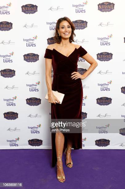 Melanie Sykes attends the Together For Short Livessss 'Nutcracker Ball' at One Marylebone on November 20 2018 in London England Money raised during...
