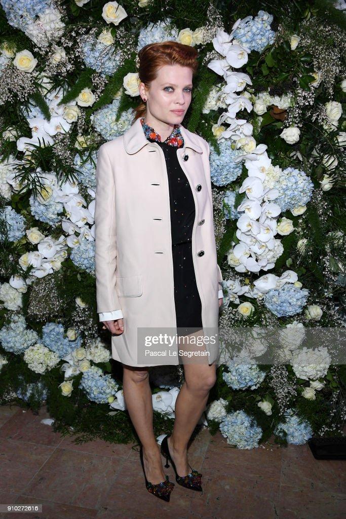 16th Sidaction  - Paris Fashion Week - Haute Couture Spring Summer 2018