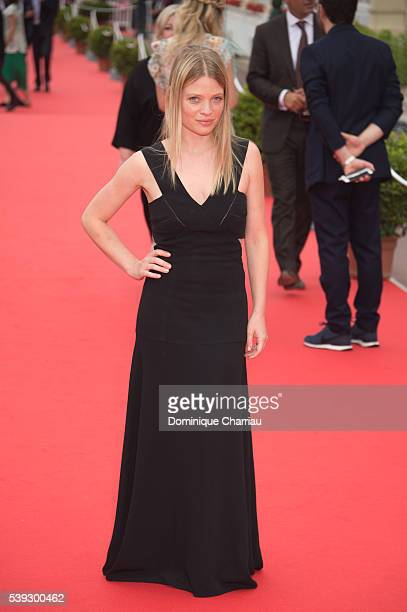 Melanie Thierry attends the 30th Cabourg Film Festival Day Three on June 10 2016 in Cabourg France