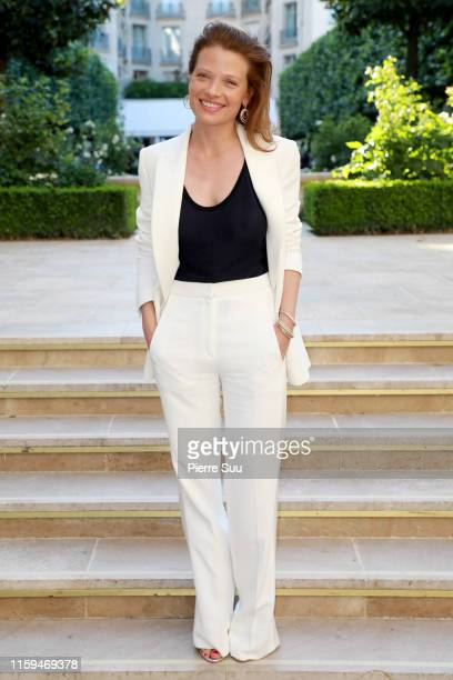 Melanie Thierry attends the David Yurman Cocktail as part of Paris Fashion Week on July 01, 2019 in Paris, France.