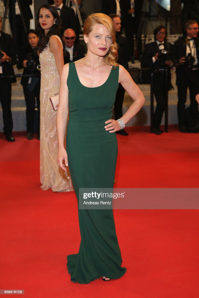"""""""Under The Silver Lake"""" Red Carpet Arrivals - The 71st Annual Cannes Film Festival"""