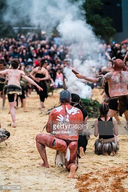 Melbourne Aboriginal Ceremony, Tanderrum