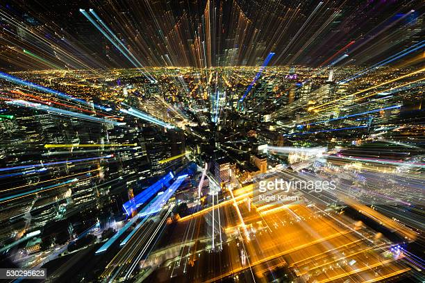 Melbourne City Burst