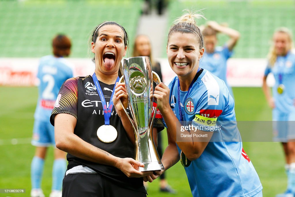 W-League Final - Melbourne City v Sydney : News Photo