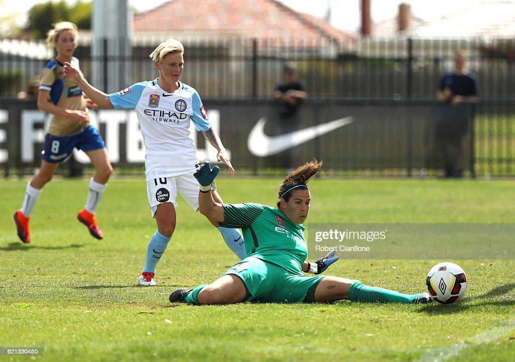 W-League Rd 1 - Melbourne City v Newcastle