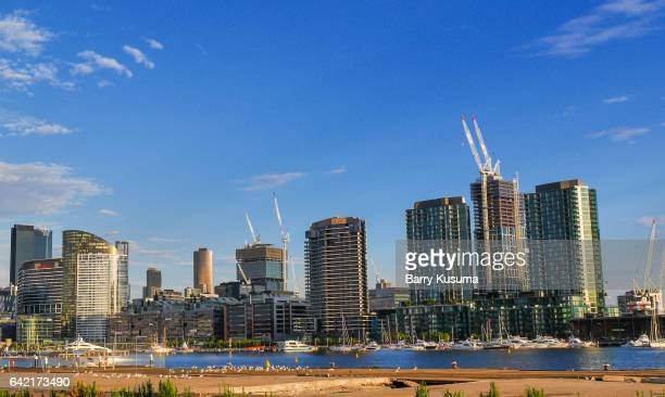 melbourne city. - barry crane stock photos and pictures