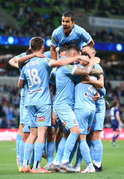 AUS: A-League - Melbourne City FC v Melbourne Victory