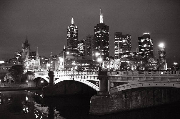 Melbourne Contrasts
