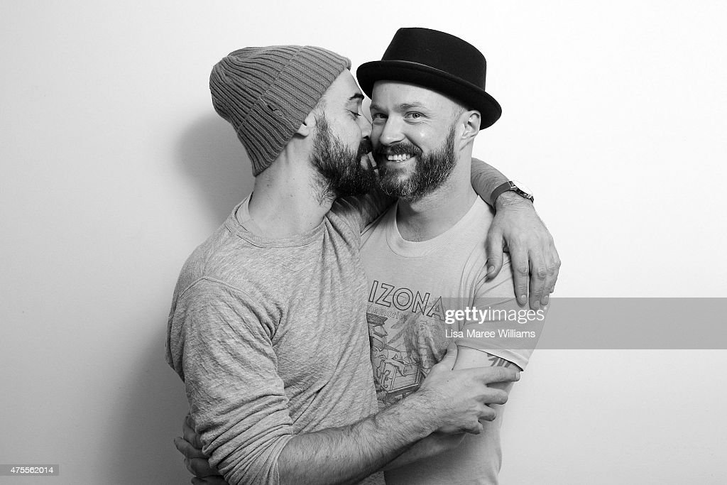 Melbourne couple, Anthony Rebelo, 37, and Steven Curry, 35, pose during a portrait session on June 1, 2015 in Sydney, Australia. Steven and Anthony first met in a coffee shop that Steven worked at in Melbourne, they have now been together for several years and are in a defacto relationship. They have spent time with and receive the support of both their families. Steven originally from a small village in England came out when he was 30 and describes the diffculties of being an openly young gay person in a small and religious township as enormous. 'We believe the decision to legally marry should be available to everyone', said Anthony. The marriage equality debate in Australia has reignited on the back of Ireland's referendum legalising same-sex marriage last week. Recent polls suggest public support for gay marriage in Australia is at an all-time high of 72%.