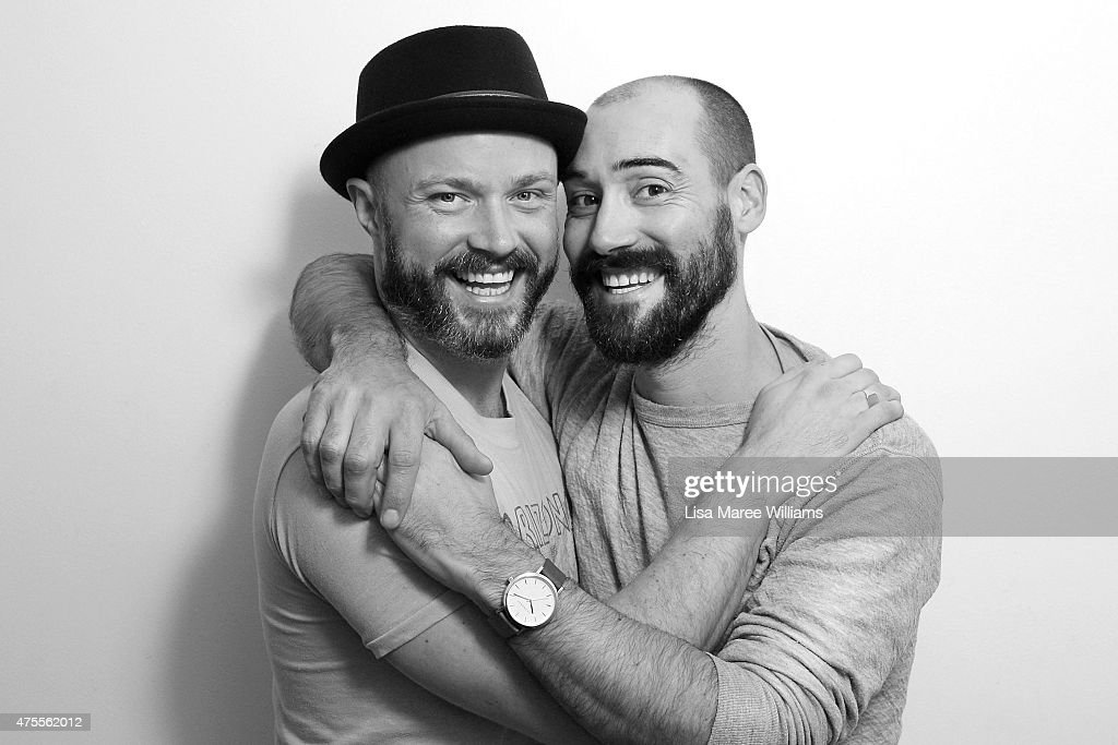 Melbourne couple, Steven Curry, 35, and Anthony Rebelo, 37, pose during a portrait session on June 1, 2015 in Sydney, Australia. Steven and Anthony first met in a coffee shop that Steven worked at in Melbourne, they have now been together for several years and are in a defacto relationship. They have spent time with and receive the support of both their families. Steven originally from a small village in England came out when he was 30 and describes the diffculties of being an openly young gay person in a small and religious township as enormous. 'We believe the decision to legally marry should be available to everyone', said Anthony. The marriage equality debate in Australia has reignited on the back of Ireland's referendum legalising same-sex marriage last week. Recent polls suggest public support for gay marriage in Australia is at an all-time high of 72%.