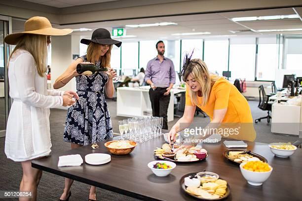 Melbourne Cup Feiern