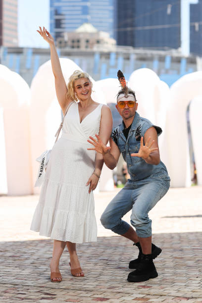 AUS: Melbourne Fashion Week: Pop Up 2 - Bella Model Search