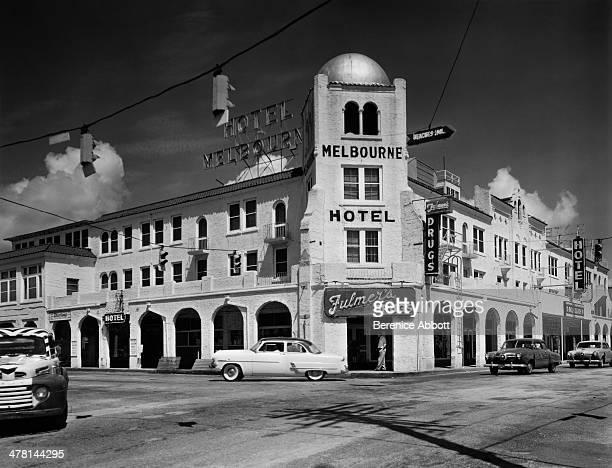 Melbourne Hotel Melbourne Florida United States 1954
