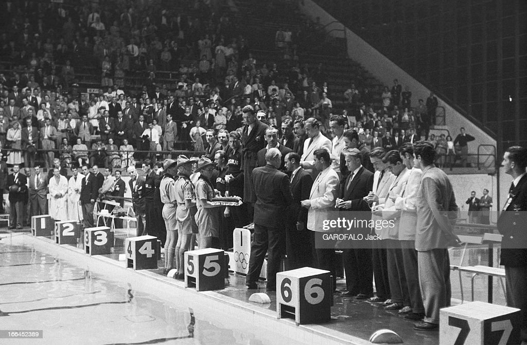 MELBOURNE OLYMPIC GAMES 1956 : News Photo