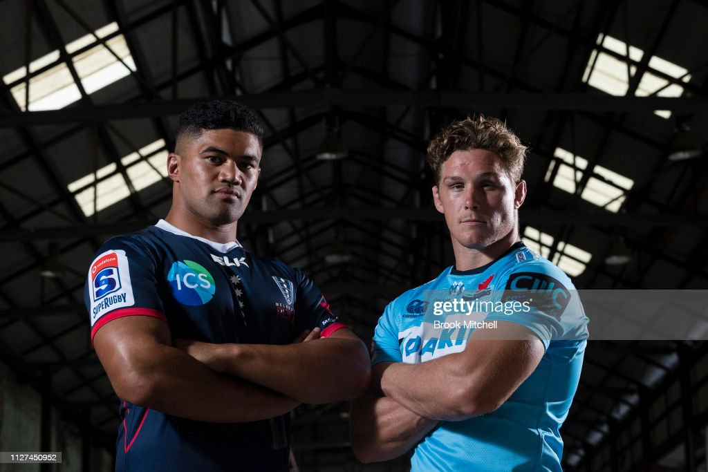 Super Rugby & Super W Season Launch : News Photo