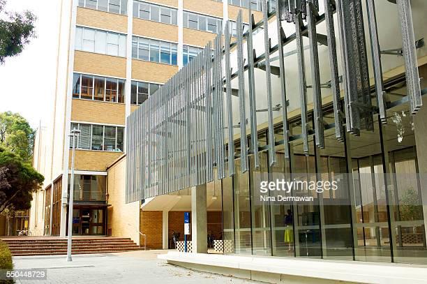 Melbourne School of Design Melbourne University Parkville 12th April 2015