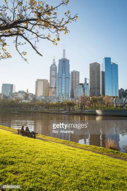 Melbourne the mist liveable in the world, Australia.
