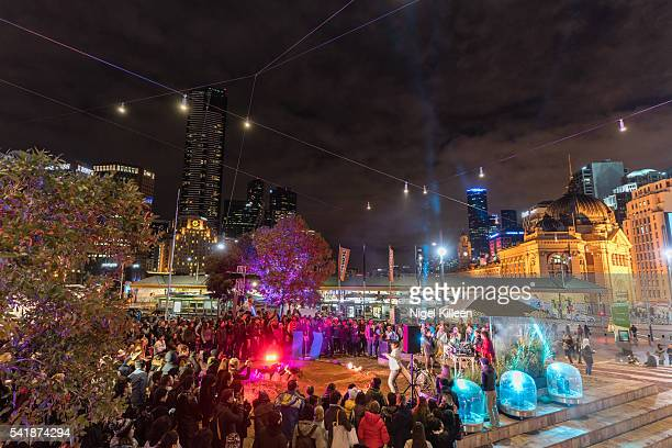 Melbourne traditional celebration