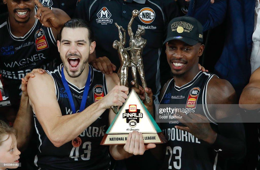 NBL Grand Final - Melbourne v Adelaide: Game 5