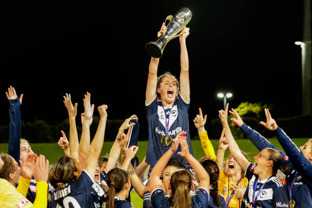 AUS: 2021 W-League Grand Final - Sydney v Melbourne