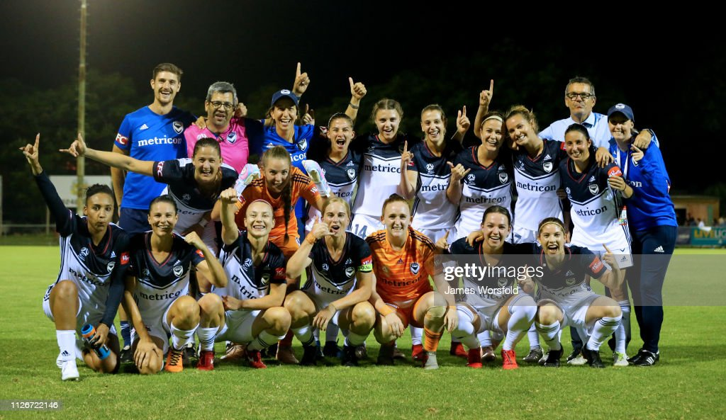 W-League Rd 14 - Perth v Melbourne : News Photo