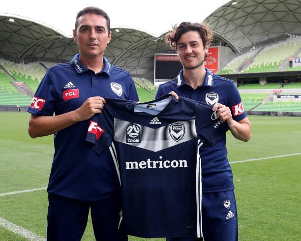 AUS: Melbourne Victory Press Conference