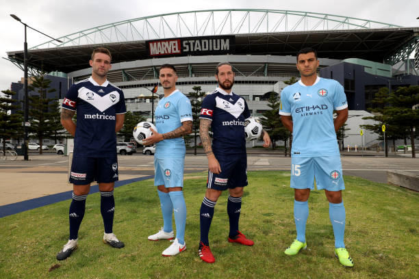 AUS: Melbourne A-League Derby Media Opportunity