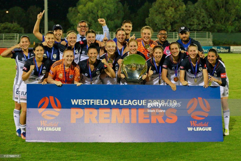 W-League Rd 12 - Canberra v Melbourne : News Photo