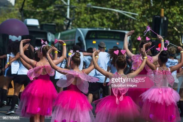 Melbourne's Moomba Festival and Parade Victoria Australia
