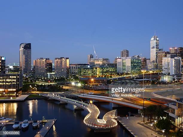 Melbourne's New Docklands