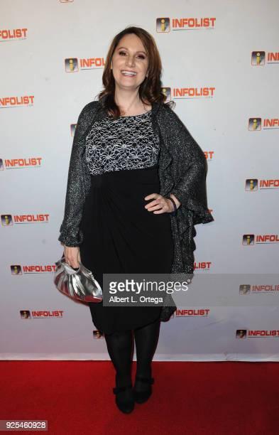 Meli Alexander attends the INFOListcom's PreOscar Soiree and Jeff Gund Birthday Party held at Mondrian Sky Bar on February 27 2018 in West Hollywood...