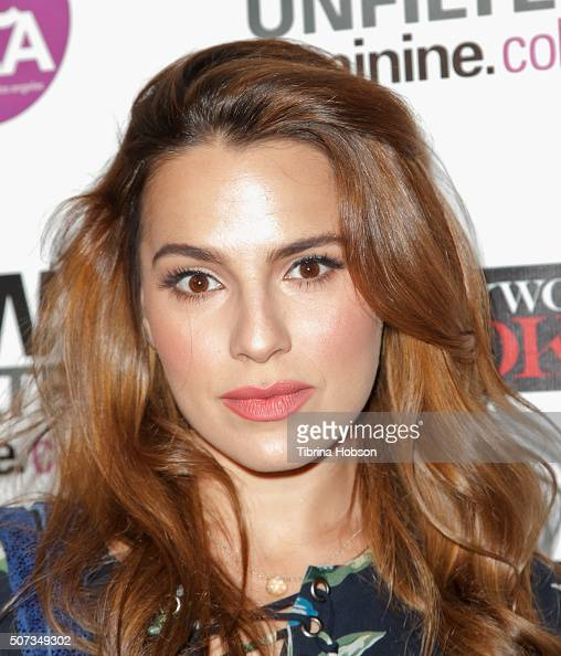 Melia Kreiling attends the 'Feminine Collective: Raw And ...