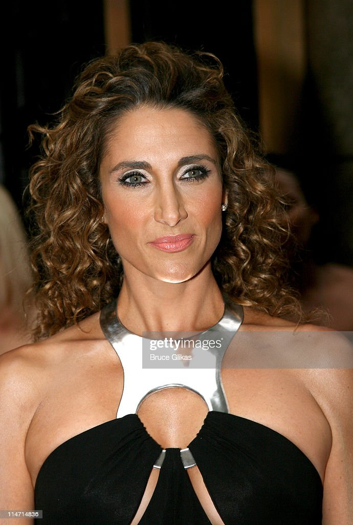 Melina Kanakaredes during 61st Annual Tony Awards - Arrivals at Radio City Music Hall in New York City, New York, United States.