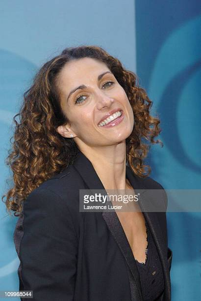 Melina Kanakaredes during CBS Primetime 20042005 UpFront Party at Tavern on the Green in New York City New York United States