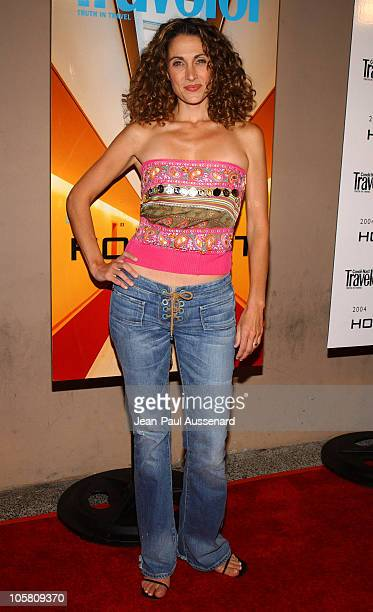 Melina Kanakaredes Stock Photos And Pictures  Getty Images-7450