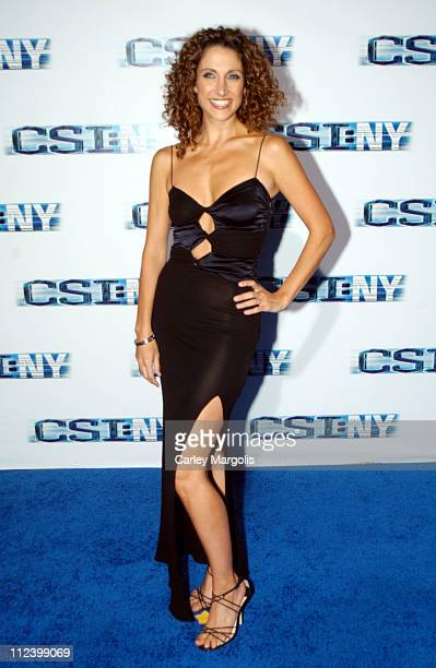 Melina Kanakaredes Stock Photos And Pictures Getty Images