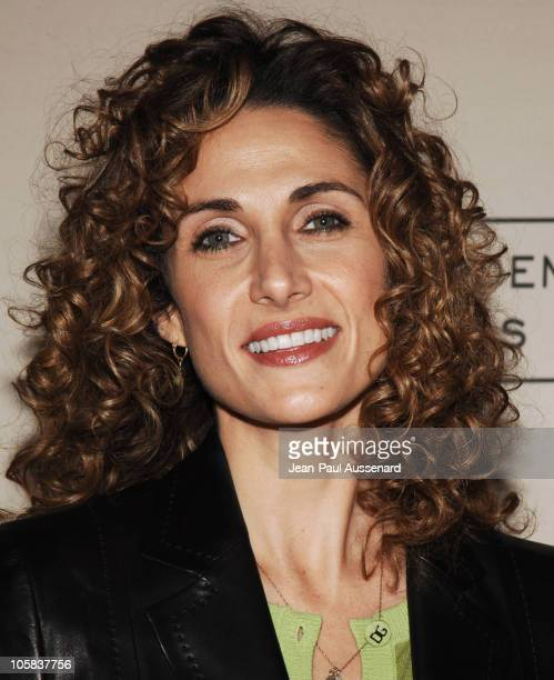 Melina Kanakaredes during The Academy of Television Arts Sciences Presents Women in Prime Arrivals at ATAS in North Hollywood California United States