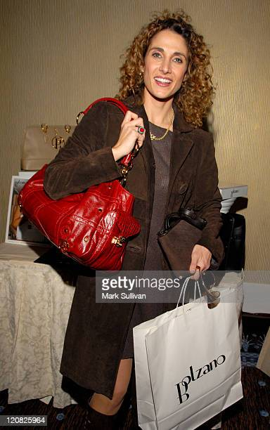 Melina Kanakaredes in Backstage Creations Talent Retreat during The 2007 Golden Globes