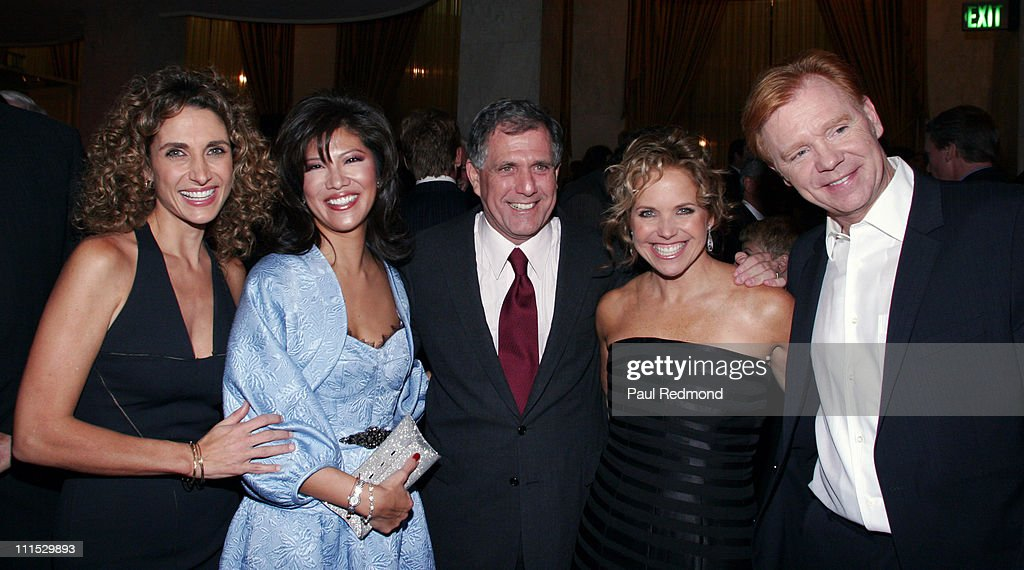 The Museum of Television & Radio Honors Leslie Moonves and Jerry Bruckheimer -