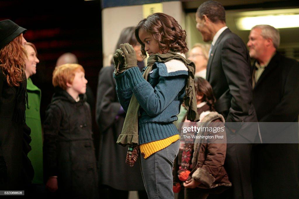 PH/TRAIN: PHILADELPHIA, PA:  Melina Mara  205880 CAPTION:  Pres : News Photo