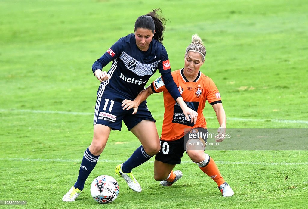 W-League Rd 7 - Brisbane v Melbourne : News Photo