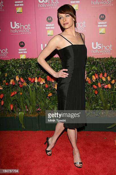 Melinda Clark during Us Weekly Hot Hollywood Awards at Republic Restaurant and Lounge in West Hollywood CA United States