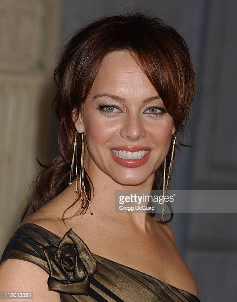Melinda Clarke during 2004 Fox AllStar Party at 20th Century Fox Studios in Los Angeles California United States