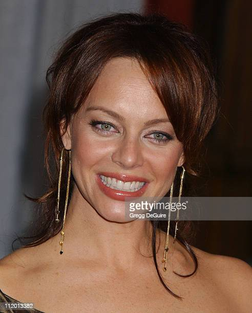 Melinda Clarke during 2004 Fox AllStar Party at 20th Century Fox Studios in Los Angeles California United States