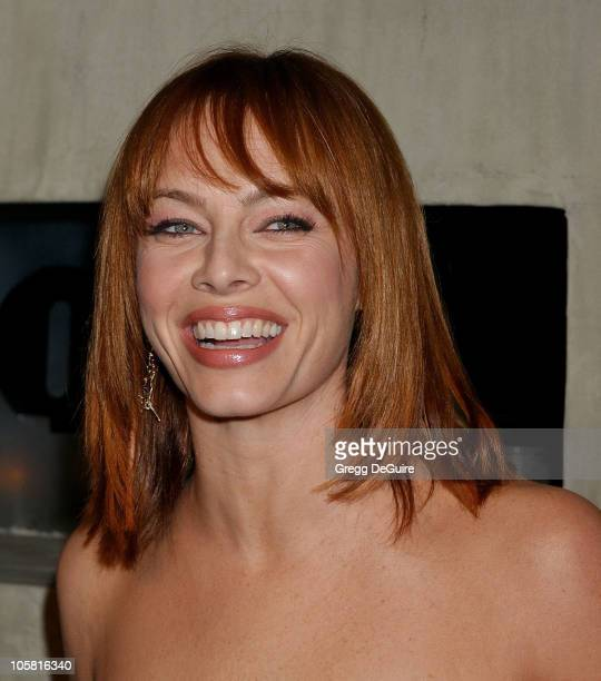 Melinda Clarke during 2004 Fox Broadcasting Network Prime Time Lineup Party Arrivals at Dolce Restaurant in Los Angeles California United States