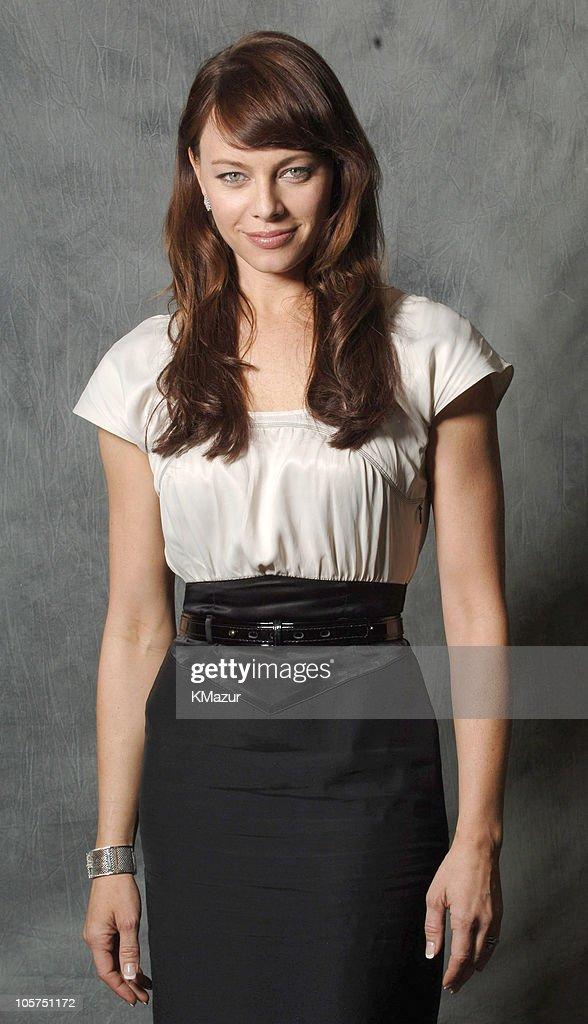 Melinda Clarke during 2005/2006 FOX Primetime UpFront in New York City, New York, United States.
