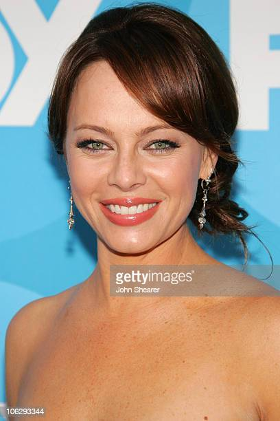 Melinda Clarke during 2006 FOX TCA Summer Party Arrivals at RitzCarlton in Los Angeles California United States
