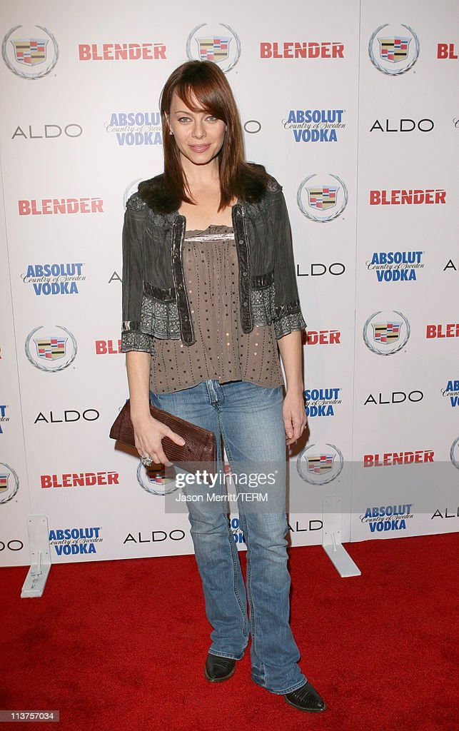 Blender Celebrates First Annual Rock & Roll Hollywood Issue - Arrivals